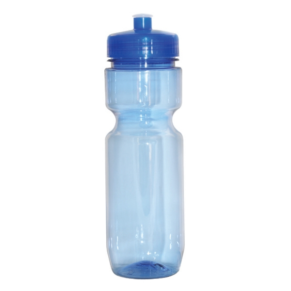 Washington - Blue - 26 Oz. Pet Sports Bottle Photo