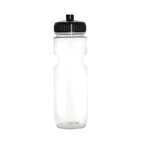 Washington - Clear - 26 Oz. Pet Sports Bottle Photo