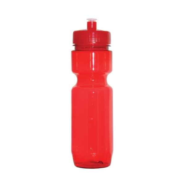 Washington - Red - 26 Oz. Pet Sports Bottle Photo