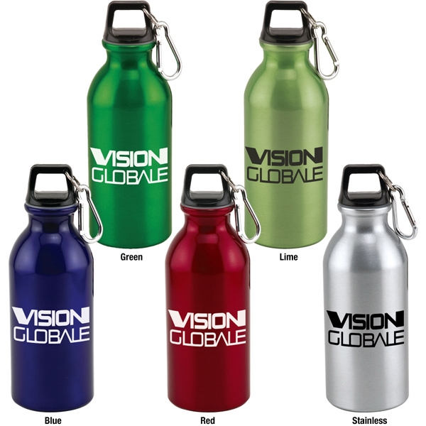 Wma - Sale 5-7 Day Production - Wide Mouth 22 Oz Aluminum Bottle Photo