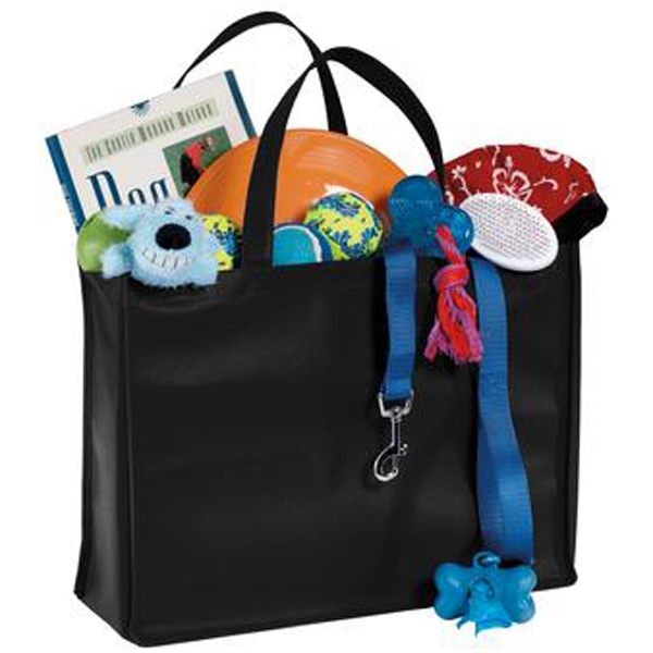Port Authority (r) - Lightweight Polypropylene Horizontal Tote Photo