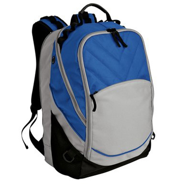 "Port Authority (r)  X Cape (tm) - Computer Backpack, 600 Denier Polyester, Holds 17"" Laptop Photo"