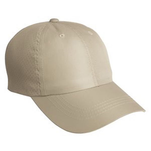 Port Authority (r) - Perforated 100% Polyester Unstructured Low Profile Cap Photo