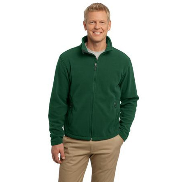 Port Authority (r) -  X S- X L All Colors - Value Fleece Jacket With Interior Pockets Photo