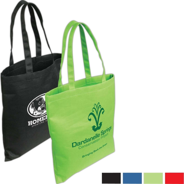Gulf Breeze - Eco-friendly P.e.t. Tote Bag With Reinforced Handles Photo