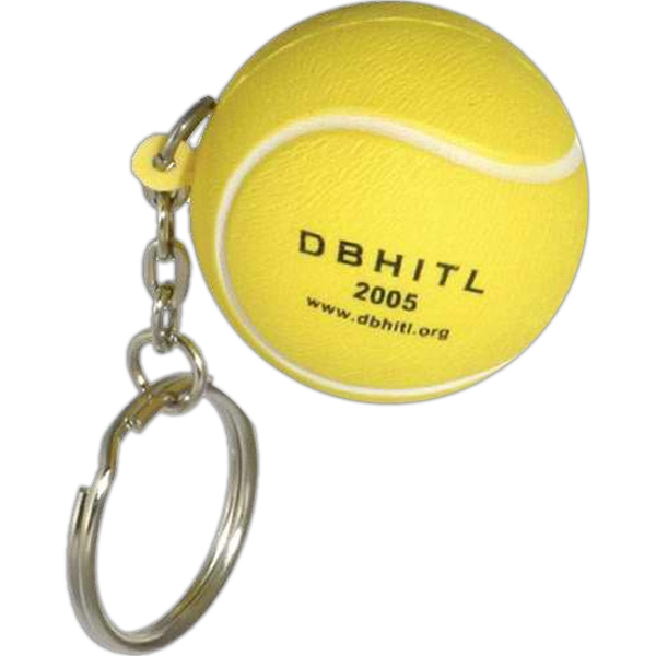 Tennis Ball Key Chain Photo