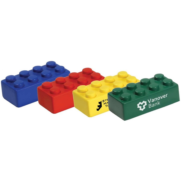 Stock Building Block Stress Relievers Photo