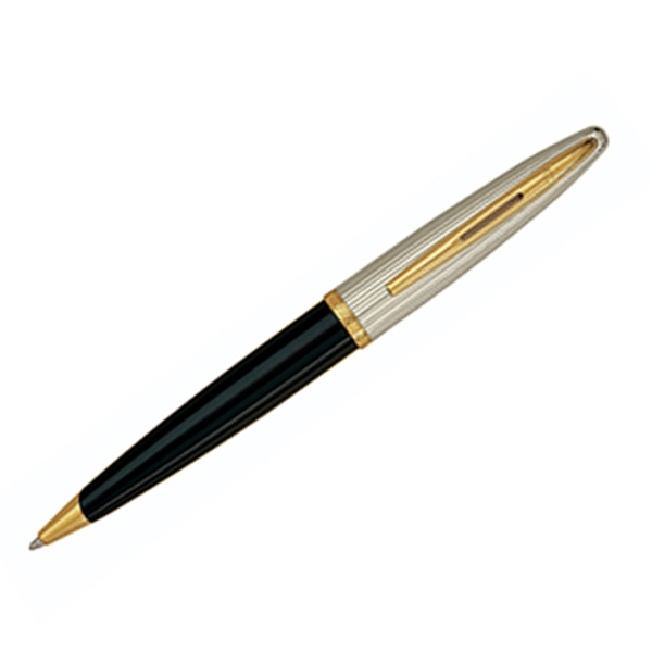 Carene - Deluxe Roller Ball Pen With 23.3-karat Gold Plated Clip And Trim For A Classic Look Photo