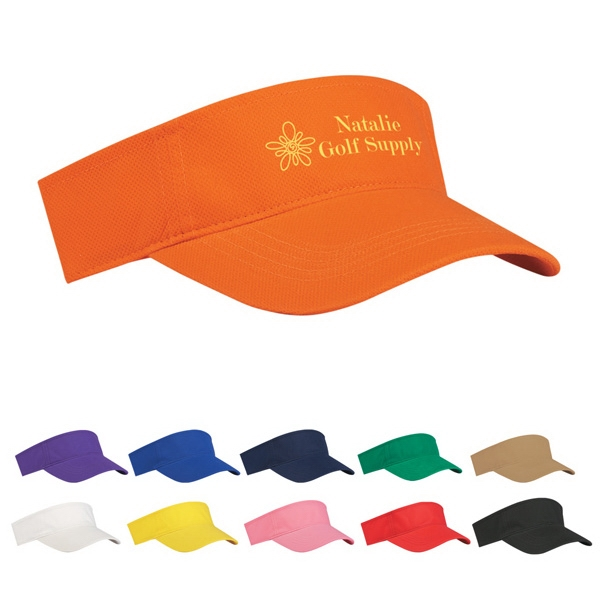 Hitwear (r) Budget Saver - Non-woven Polypropylene Visor Photo