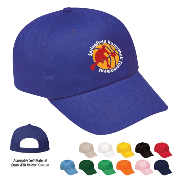 Hitwear (r) Price Buster - Silkscreen - Medium Profile Cap With Five Panels, Unstructured Crown And Pre-curved Visor Photo