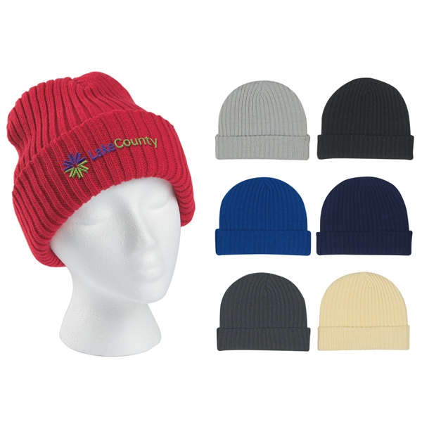 Hitwear (r) - 100% Acrylic Knit Beanie Photo