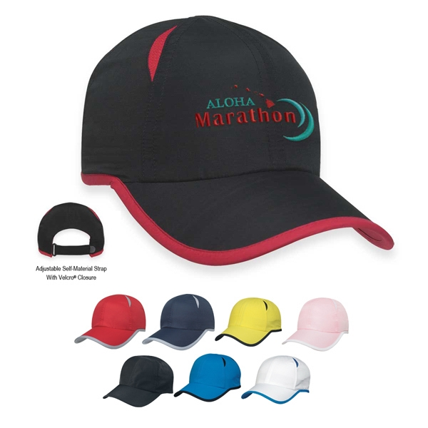Hitwear (r) Hit-dry - Embroidery - Polyester Cap Photo