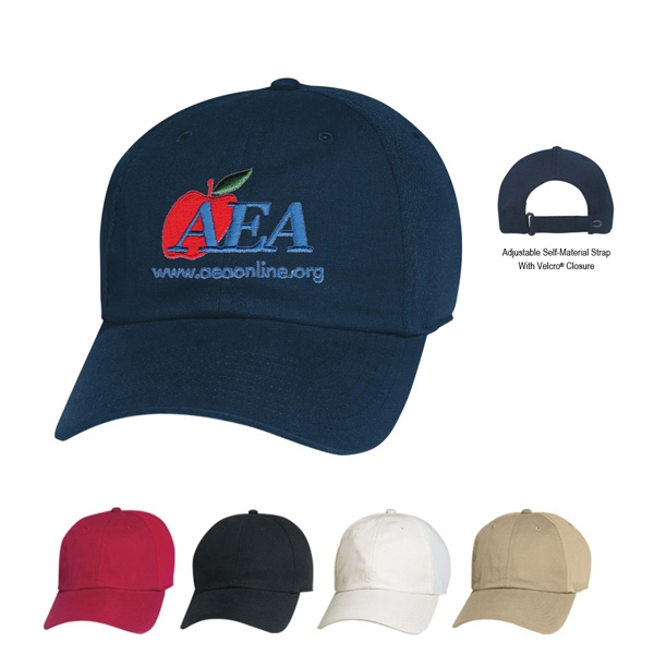 Hitwear (r) Hit-dry - Embroidery - Mesh Back Cap With Six Panels And Low Profile Photo
