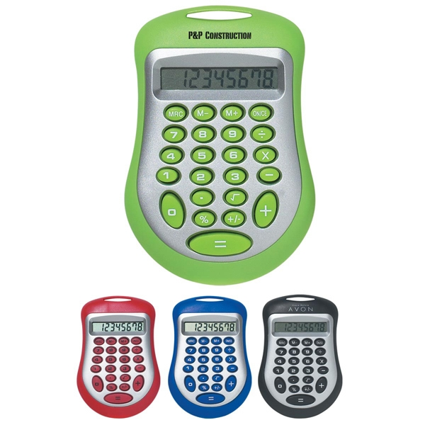 Expo - Calculator With Eight Digit Display, Battery Included Photo