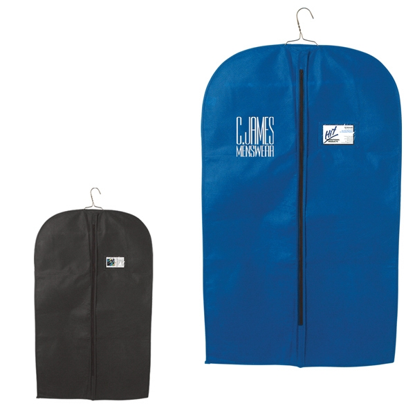 Non Woven Garment Bag, Coated Water Resistant Polypropylene Photo