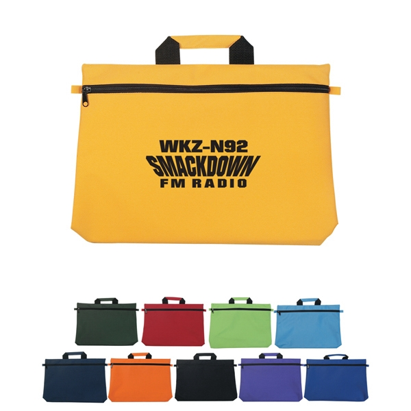 Transfer - Document Bag With Padded Handle, 600 Denier Polyester Photo