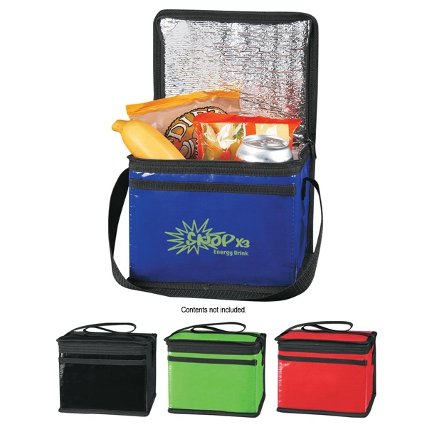 Laminated Non-woven Cooler Bag Photo