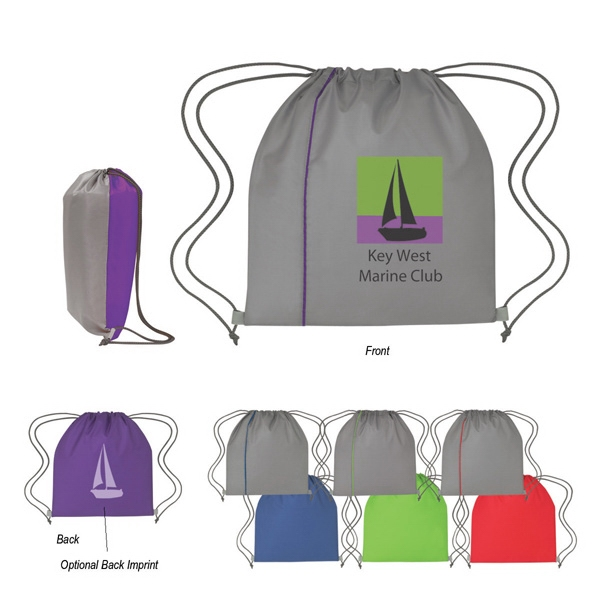 Reversible Sports Pack With Drawstring Closure Photo