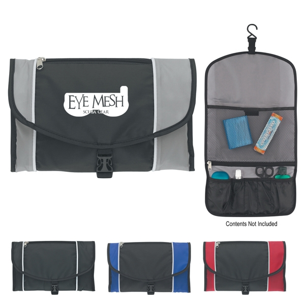 Pack And Go - Toiletry Bag Made Of 210d Polyester Photo