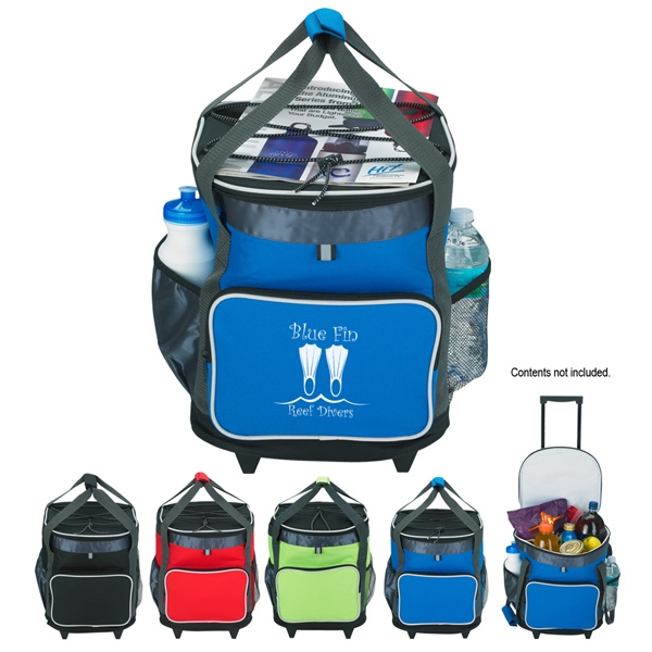 Kooler - Transfer - Large Insulated Cooler Tote Made Of 420d Polyester, Holds Up To 24 Cans Photo