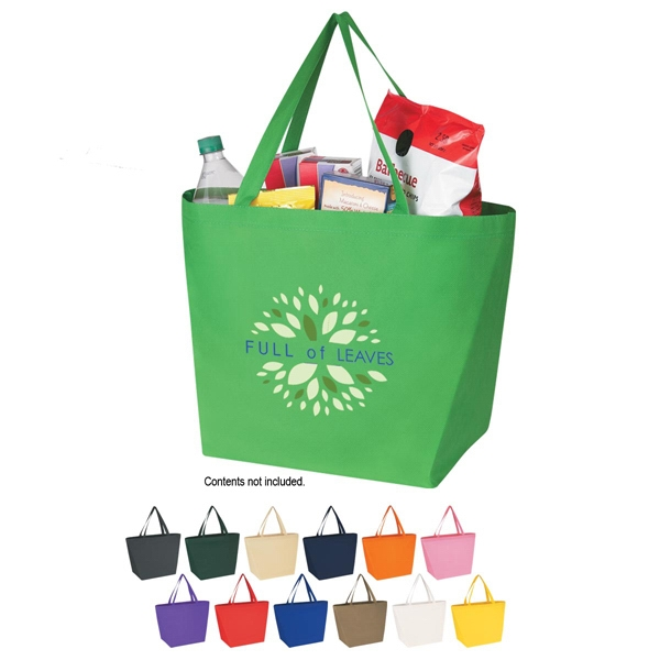 Non-woven Shopper Tote Bag Photo