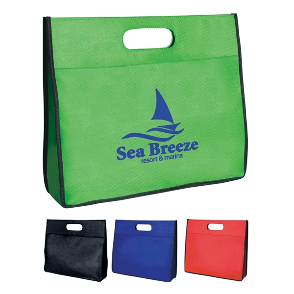 Non-woven Tote Case With Large Front Pocket Photo