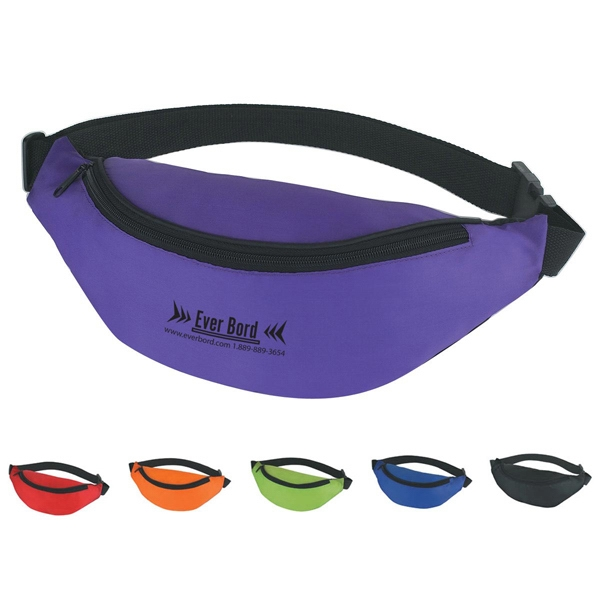 "Budget - Fanny Pack With 44"" Maximum Belt Size, 210 Denier Polyester Photo"