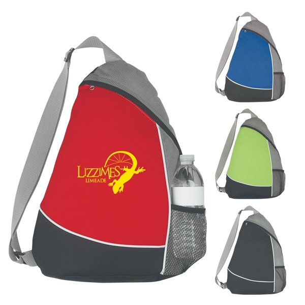 Silkscreen - Backpack Made Of Combo: 600d Polyester And Dobby Non-woven Photo
