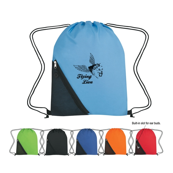 Sports Pack With Mesh Sides Photo