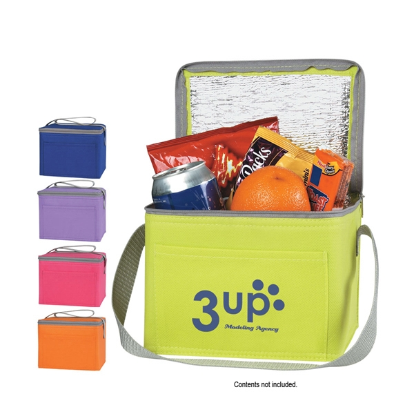 Kooler - Non Woven Six Pack Cooler Bag Photo