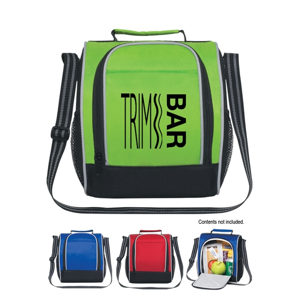 Insulated Lunch Bag With Shoulder Strap Photo