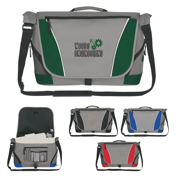 Transfer - Messenger Bag With Adjustable Shoulder Strap Photo
