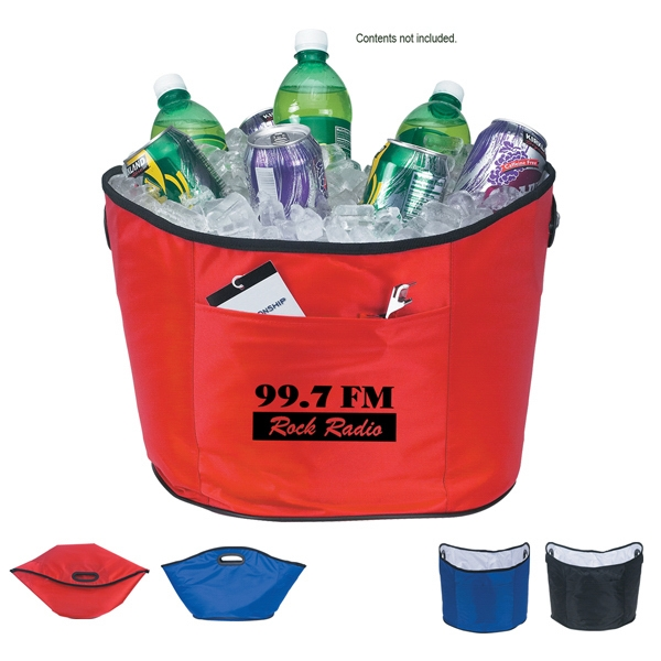Ice Chest Made Of 420d Polyester With Peva Lining Photo