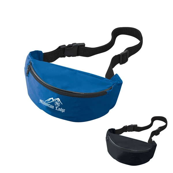 "Fanny Pack With 44"" Maximum Belt Size, 70 Denier Nylon Photo"