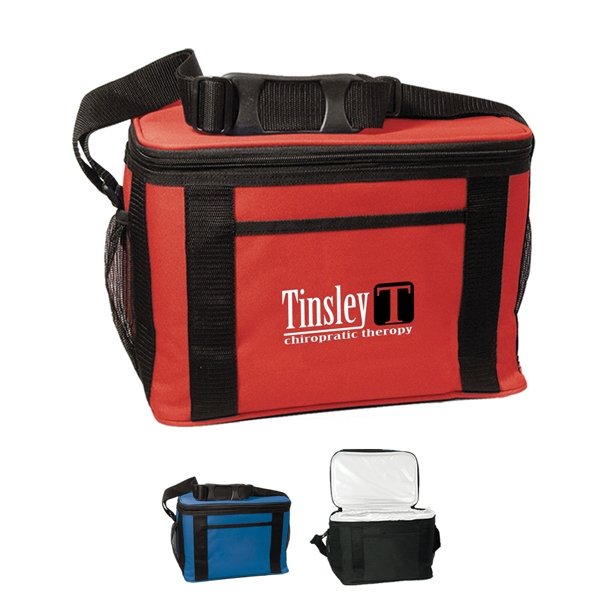 Kooler Bag - Jumbo Insulated Bag Made Of 600 Denier Polyester With Front And Back Pockets Photo