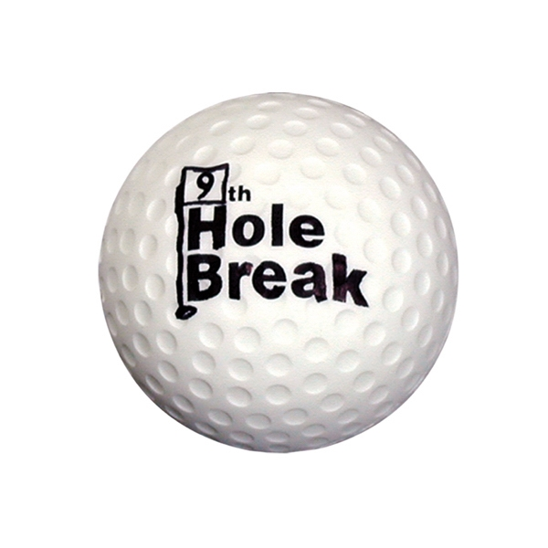 Golf Ball - Sports Stress Reliever Photo