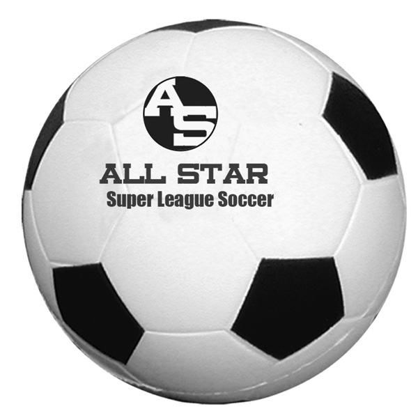 Soccer Ball - Sports Stress Reliever Photo
