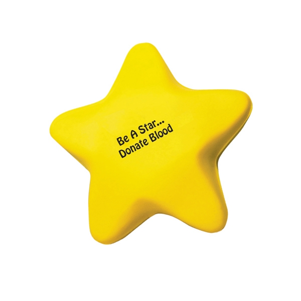 Star Shape Stress Reliever Photo