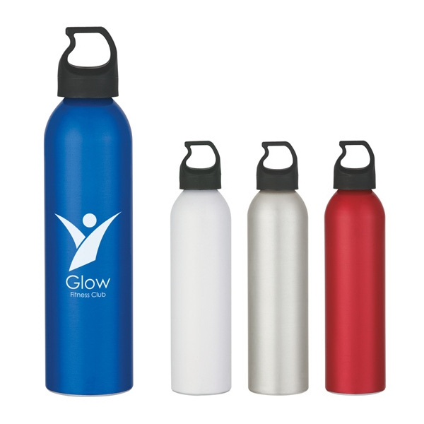 24 Oz. Aluminum Bottle. Bpa Free And Meets Fda Requirements Photo