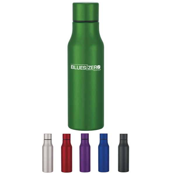 24 Oz. Stainless Steel Bottle Photo