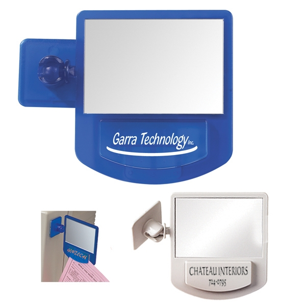 Computer Mirror/memo Holder Photo