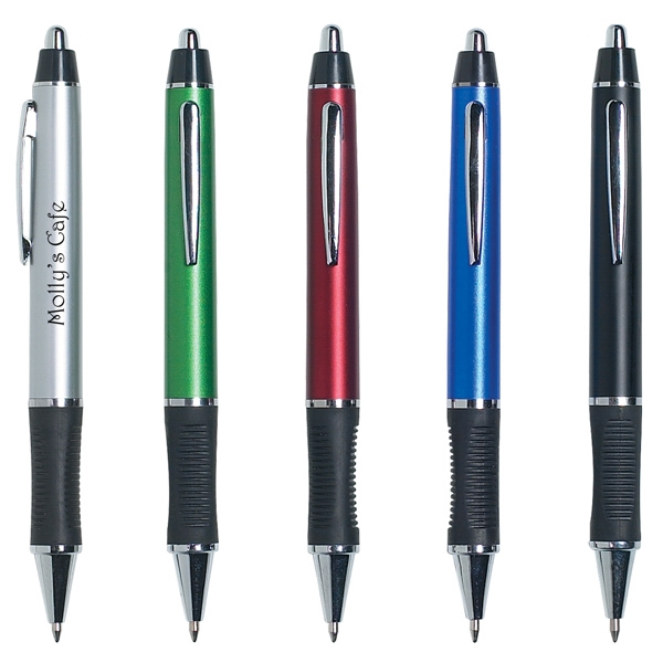 The Essex - Matte Finish Pen With Comfort Rubber Grip Photo