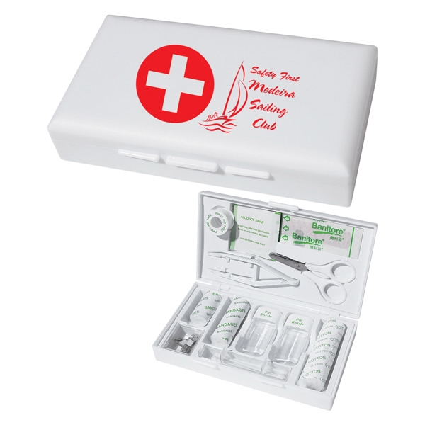 Large First Aid Kit In A Box Photo