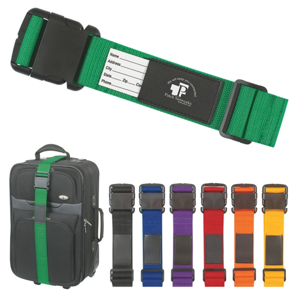 Luggage Strap/bag Identifier Photo