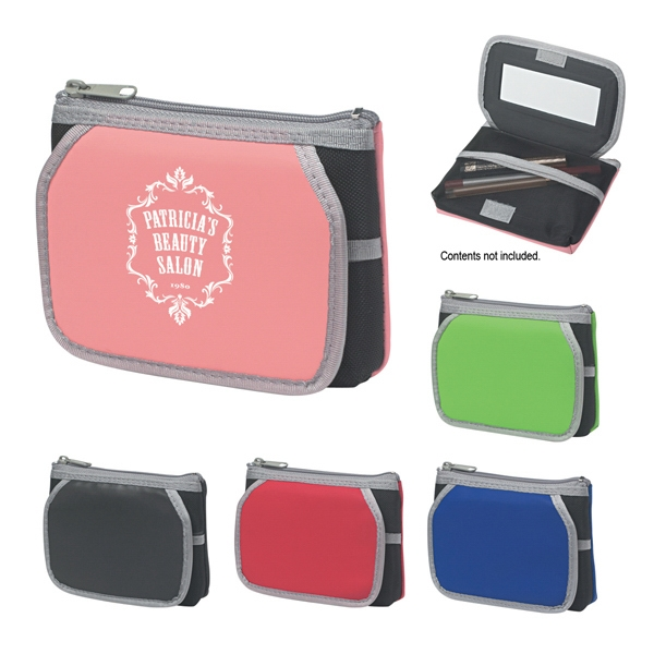 Cosmetic Case With Mirror Photo