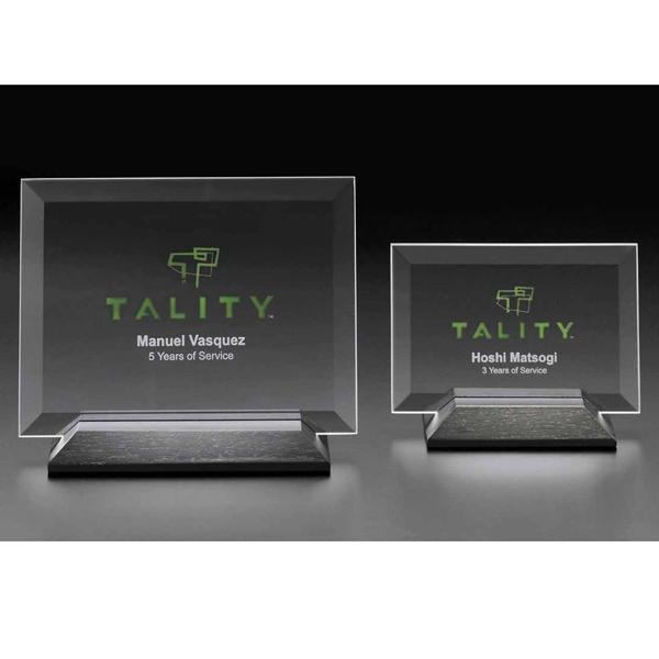 Epoch Horizontal Medium Glass Award