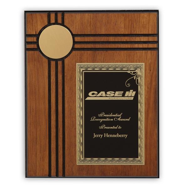 Derby Medium Plaque Award