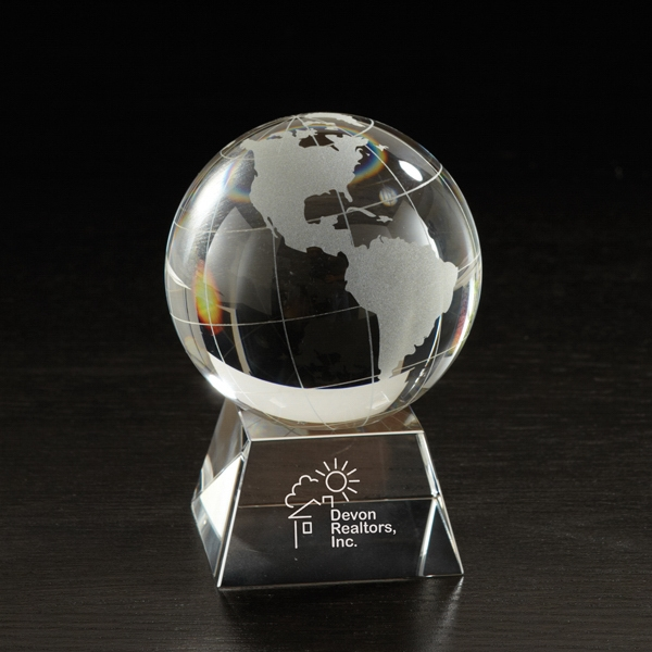 Transverse Globe Optically Perfect Globe Award