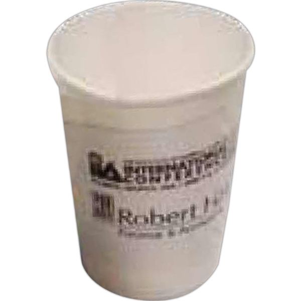 Java Jacket High Lines - White - Small Insulated Beverage Wrap Jacket, Fits 8 Oz. Cups Photo