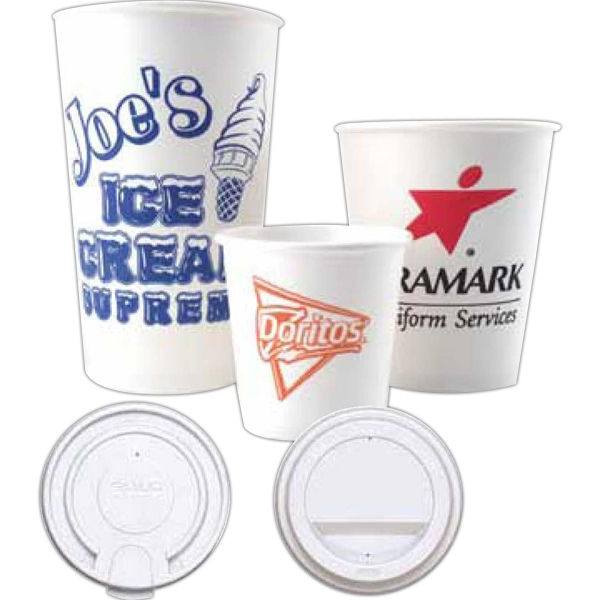 500 Line - Hot Or Cold 4 Oz. Paper Cup Photo